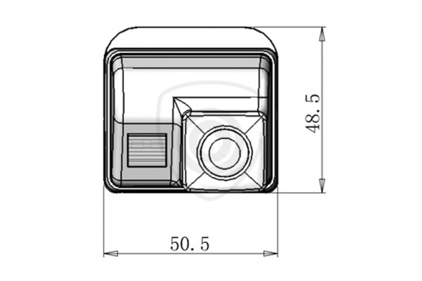 Mazda 3, 6, CX-5, CX-7, CX-9 tolatókamera