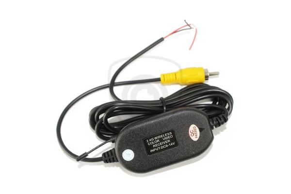 WiFi vezeték nélküli szett a tolatókamera gyors felszereléséhez