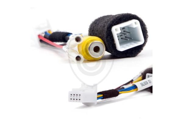 Vezetékes adapter a tolatókamerának monitorhoz való csatlakoztatására, Toyota Aygo, Peugeot 108, Citroen C1 járművekhez