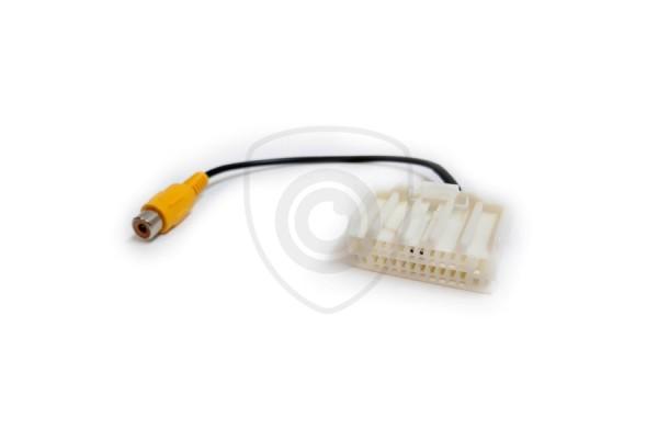 Kábel a tolatókamerának Jeep Wrangler monitorhoz való csatlakoztatására