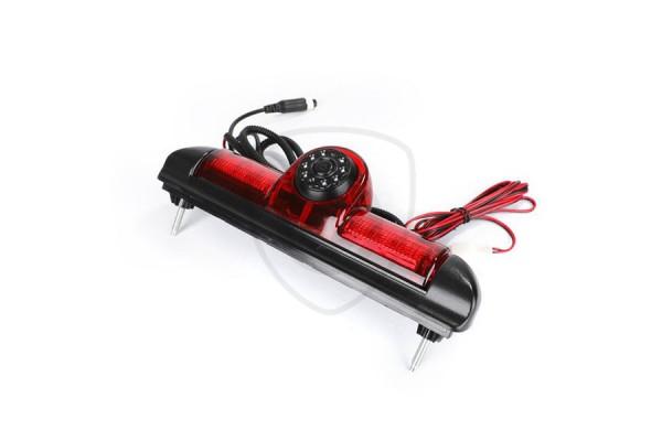 Tolatókamera a féklámpában Fiat Ducato
