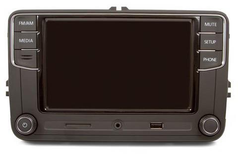 VW RCD330 + plus monitor