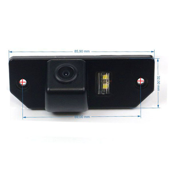 Tolatókamera Ford Focus, C-MAX