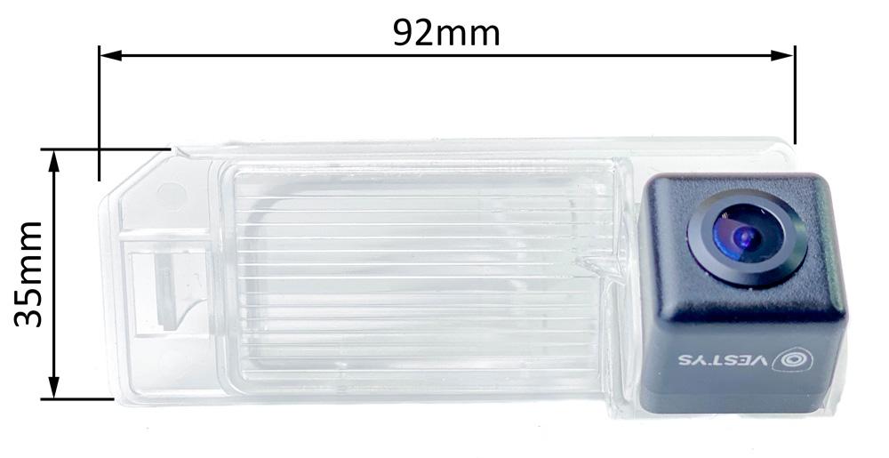 Tolatókamera peugeot 4008 méretek