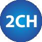 2CH monitor